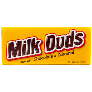 Milk Duds Chocolate and Caramel Candies 141g