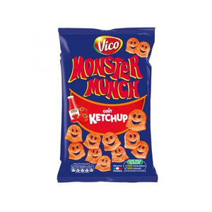 Vico Monster Munch Ketchup 85g