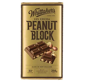 Whittakers Peanut Block 250g