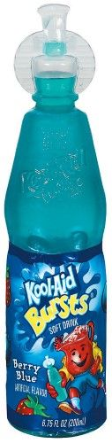 Kool Aid Burst Berry Blue 200ml
