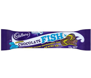 Cadbury Chocolate Fish 20g