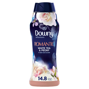 Downy Romantic White Tea & Peony Scent Beads 422g
