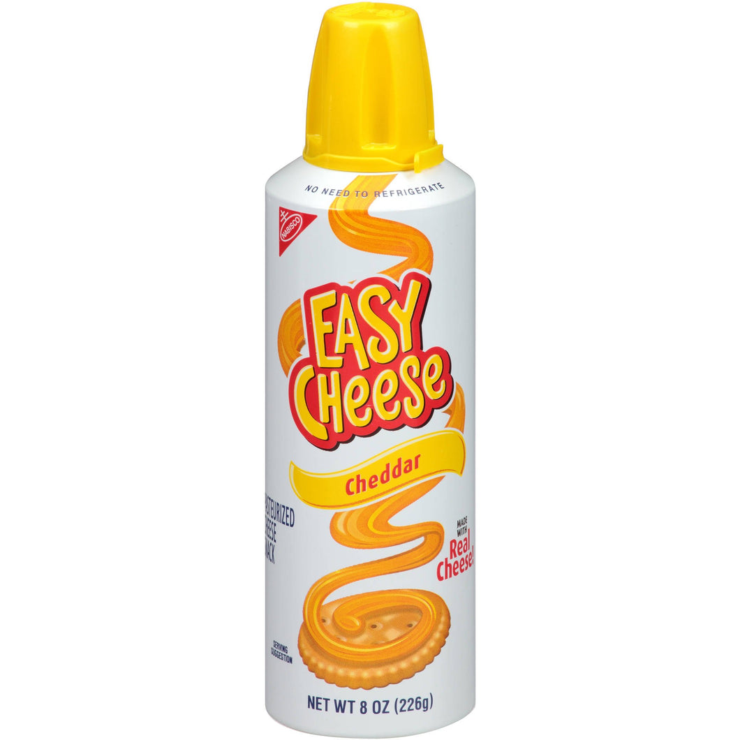 Easy Cheese 226g