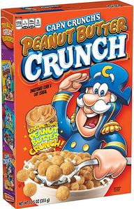 Captain Crunch Peanut Butter Crunch 355g