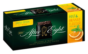After Eight Mint & Orange 200g