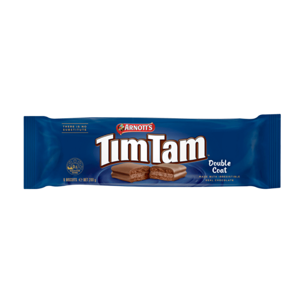 Arnott's Tim Tam Double Coat 200g