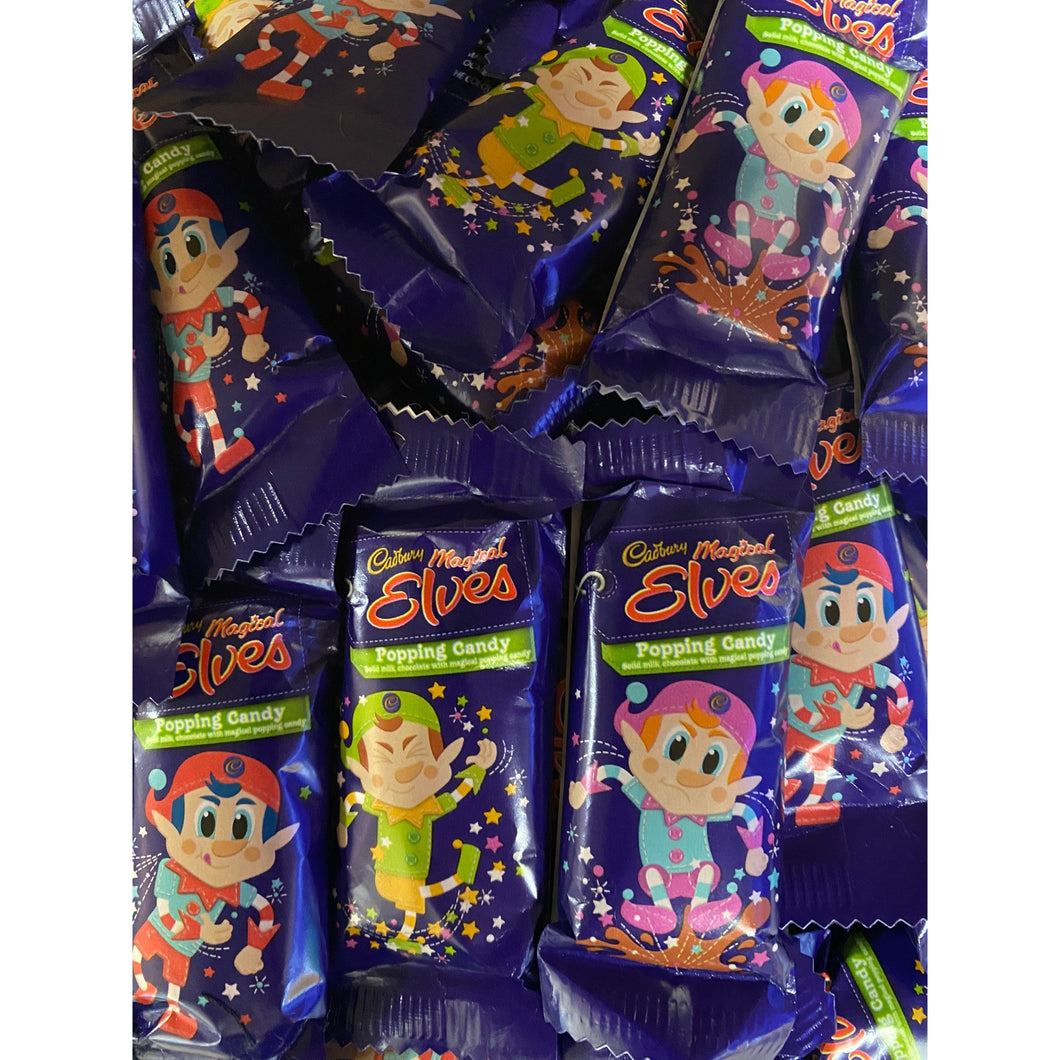 Cadbury Magical Elves Popping Candy Single