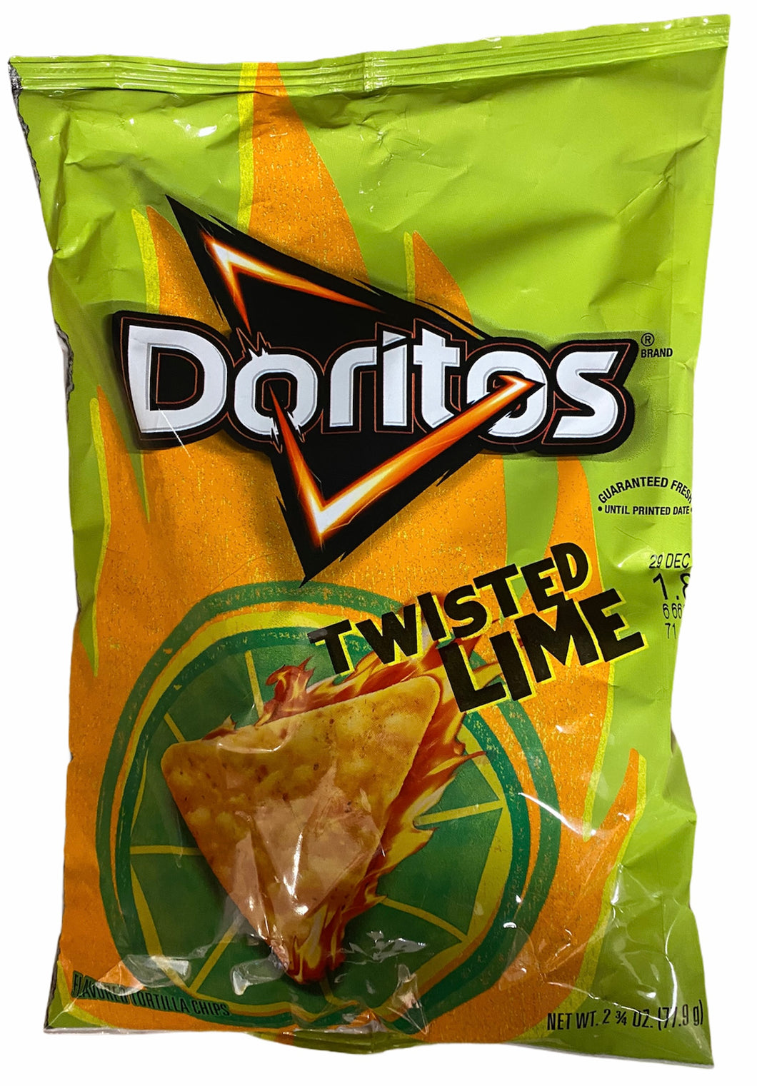 Doritos Twisted Lime 77g