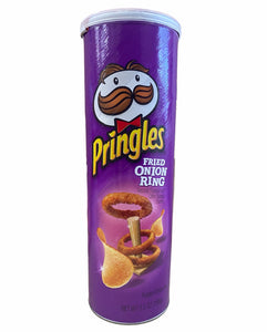 Pringles Fried Onion Ring 158g