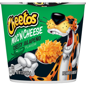Cheetos Mac 'N Cheese Cheesy Jalapeno 64g