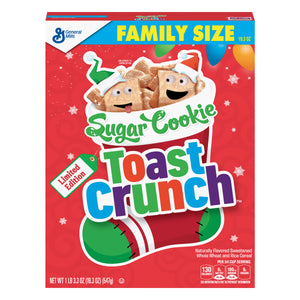 General Mills Sugar Cookie Toast Crunch Cereal 547g