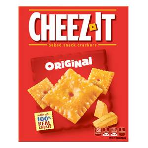 Cheez-It Original Box 198g