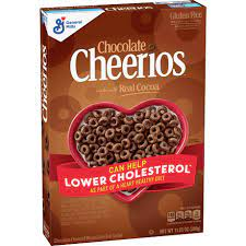 Cheerios Chocolate Cereal 405g