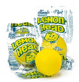 Lemonhead Individually Wrapped Single