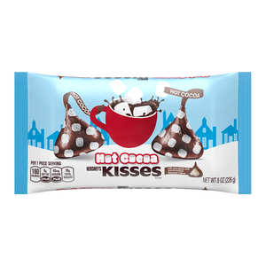 Hershey's Hot Cocoa Kisses 226g