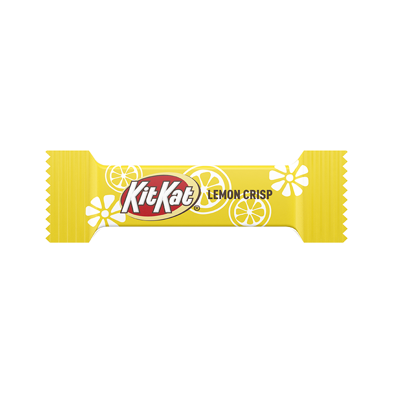 Kit Kat Lemon Mini Single