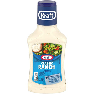 Kraft Classic Ranch Dressing 237ml