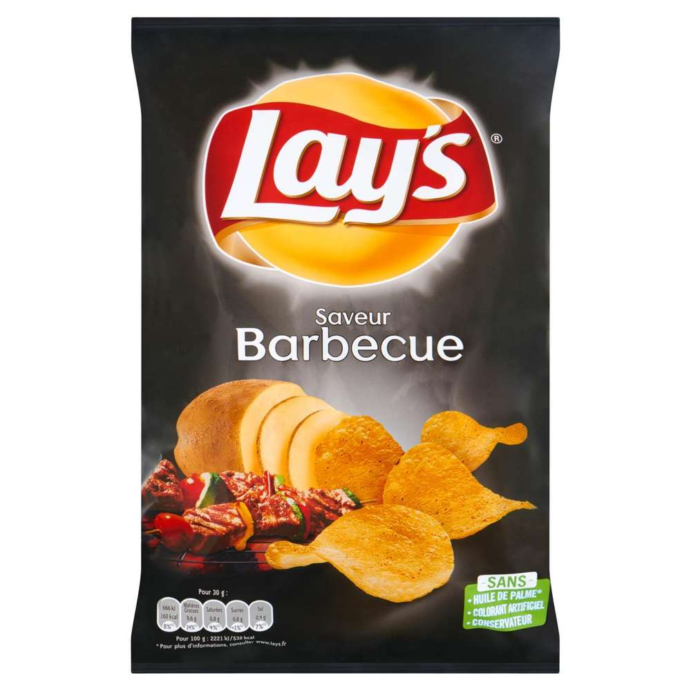 Lay's Chips Barbecue 240g