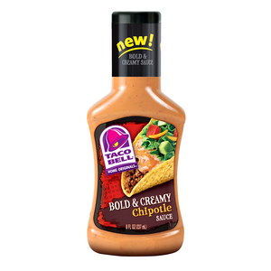 Taco Bell Bold & Creamy Chipotle Sauce 237ml