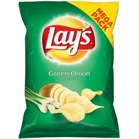 Lay's Green Spring Onion 140g