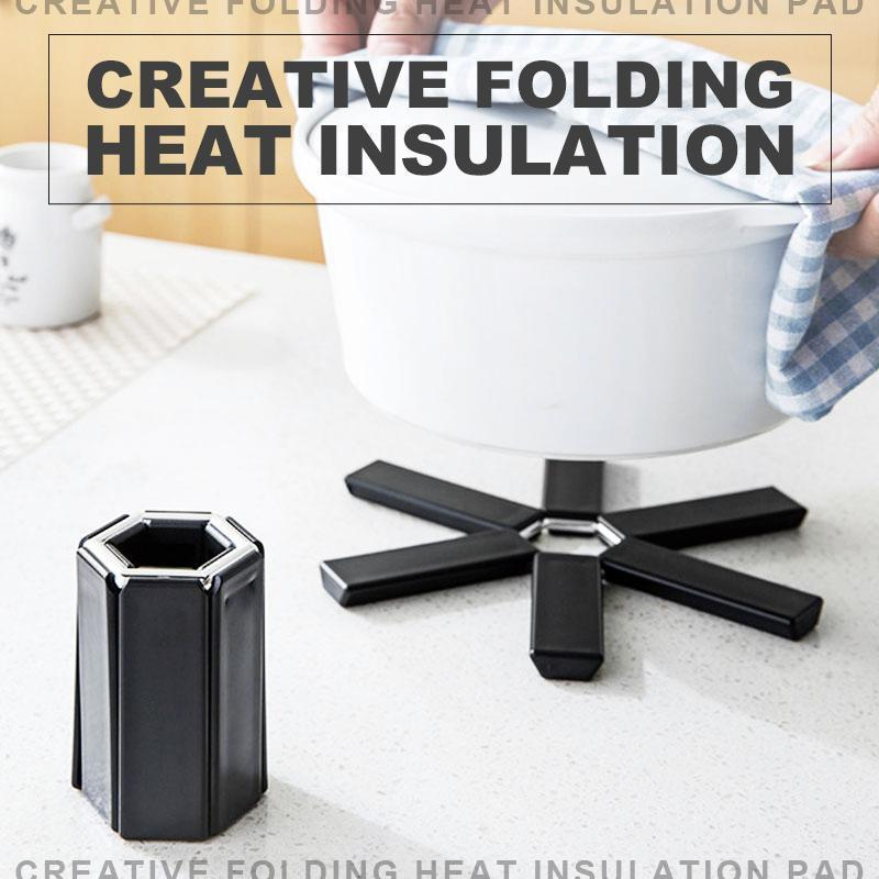 Creative Folding Heat Insulation Pad