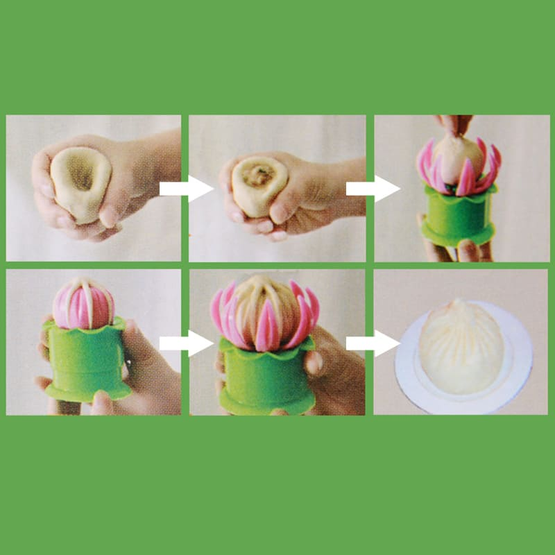 Chinese Steamed Bun Mold Cooking Tool (Buy 2 Get 1 Free)