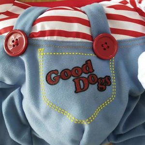 【HOT SALE!!】Deadly Doll Dog Costume