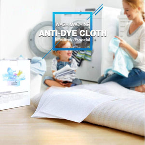 Wash Machine Anti-dye Cloth