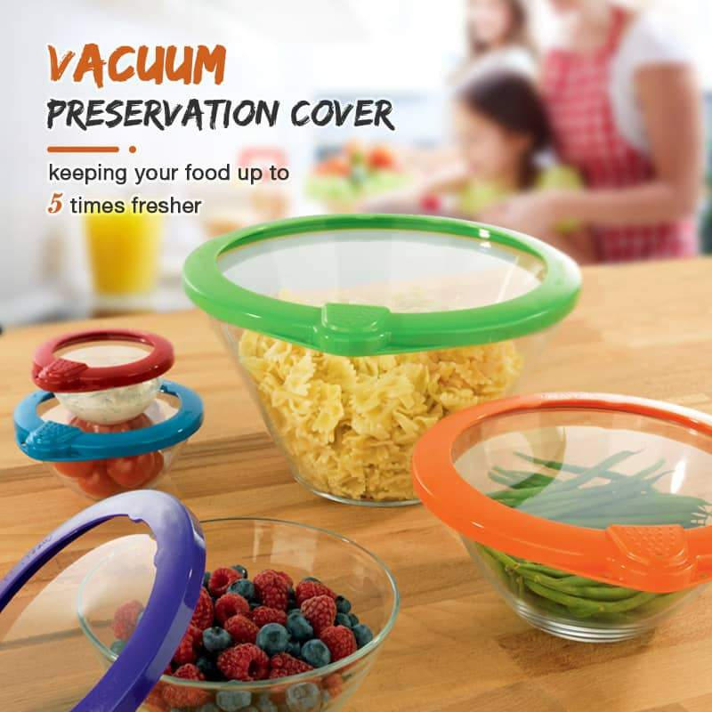 Vacuum Preservation Cover
