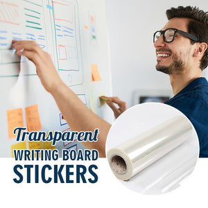 Transparent Writing Board Stickers