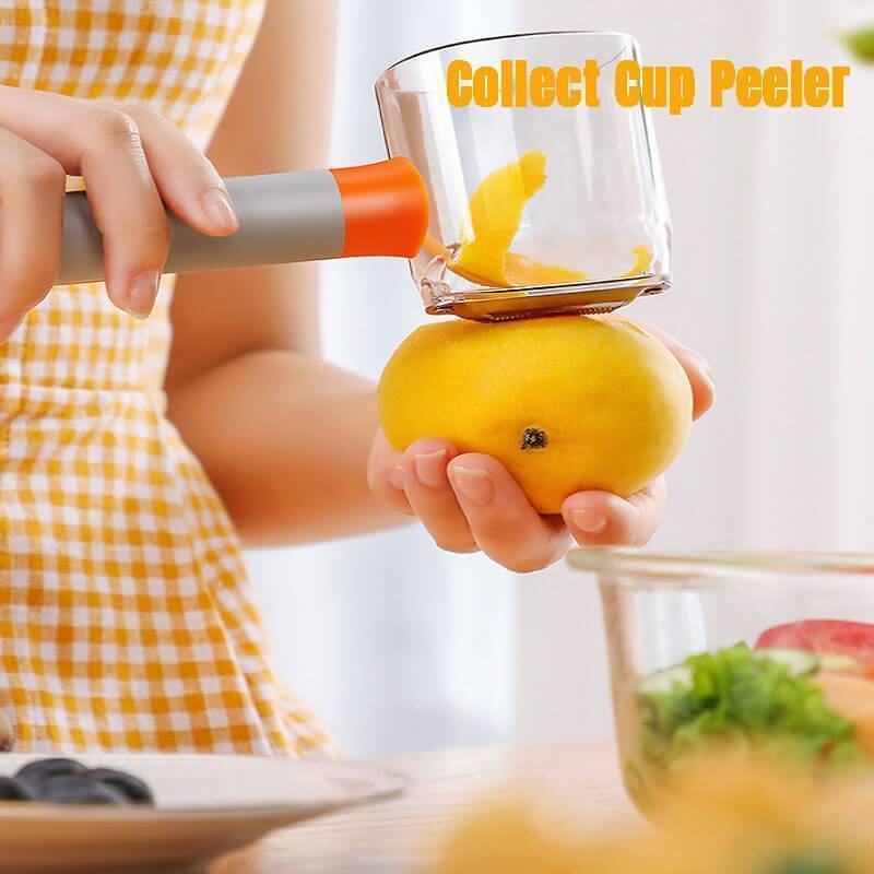 Collect Cup Peeler