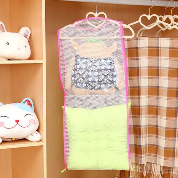 Sun Pillow Doll Mesh Bag