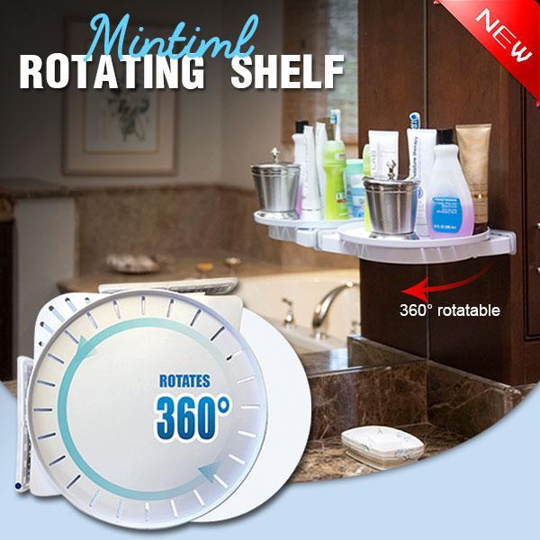 (Factory Outlet) (50% OFF!!)Mintiml Rotating Shelf