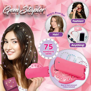 (50% OFF)Blinger Gem Stapler