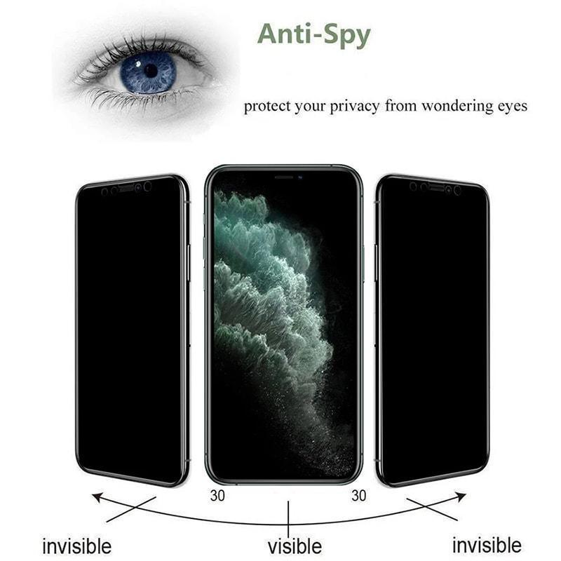 【BLACK FRIDAY HOTSALE SUPPLIES】iPhone Ceramic Privacy Soft Film