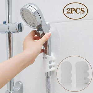 Shower Suction Cup Bracket 2pcs