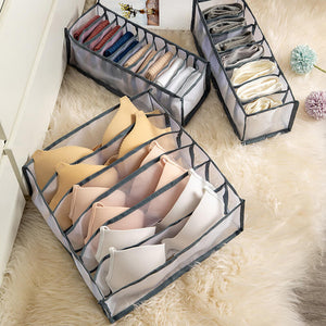 (50% OFF)Underwear Storage Box Compartment