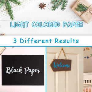 Colorful DIY Double Line Outline Pens(8/12PCS)