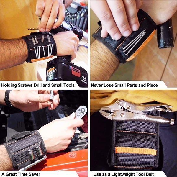 Tool Belt Magnetic Wristband