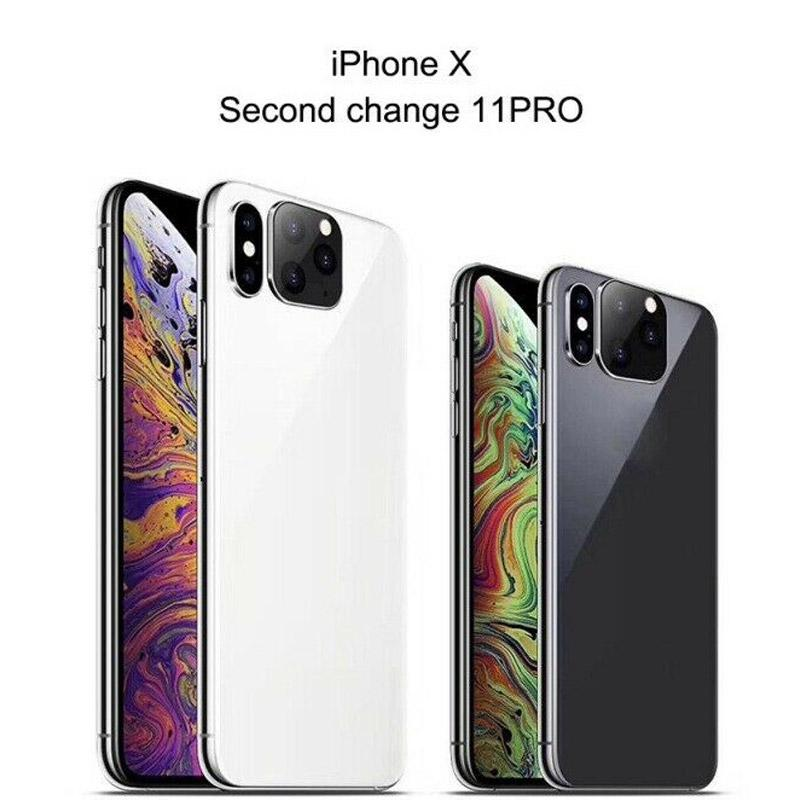 Camera Lens Protector For iPhone X Convert To iPhone 11 Pro