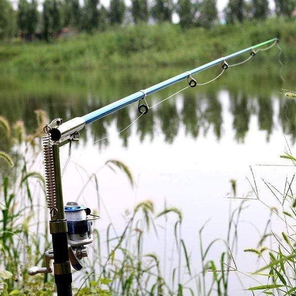 Automatic Fishing Rod Telescopic Pole(Clean up the inventory)