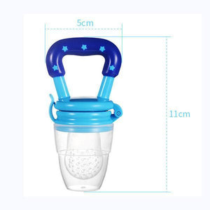 Baby Food Feeder Teeth Pacifier