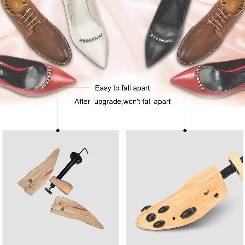 Wooden Shoe Stretcher(New style)(Limited Time Promotion-50% OFF)