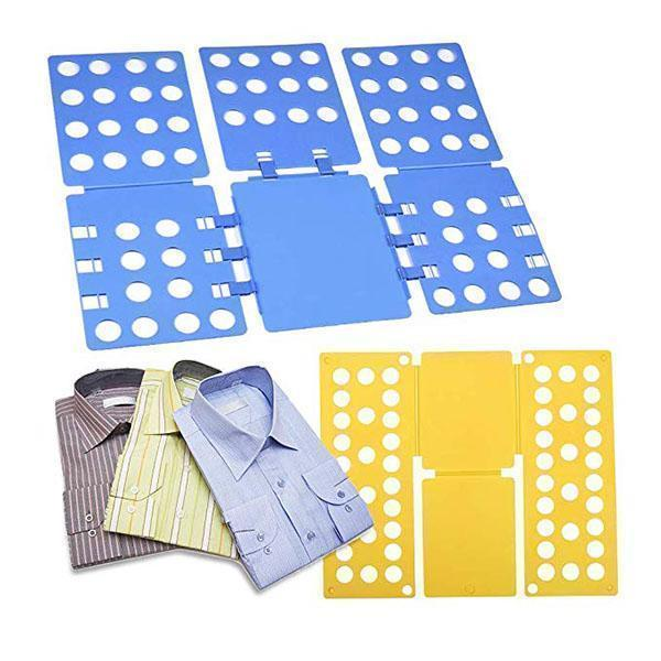 Quick Clothes Folding Board