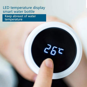 Intelligent LED Temperature Display Water Bottle