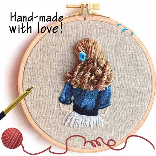 Craft Embroidery Needle