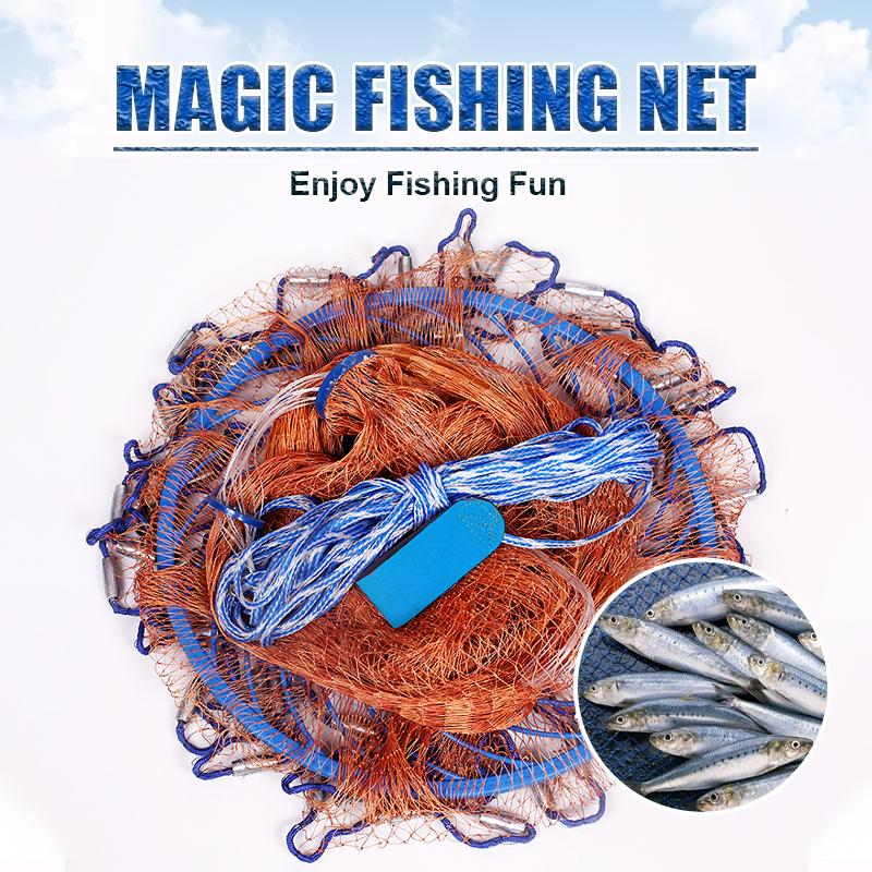 Magic Fishing Net          (Purchase the bundle to get a free Fishing Tool)
