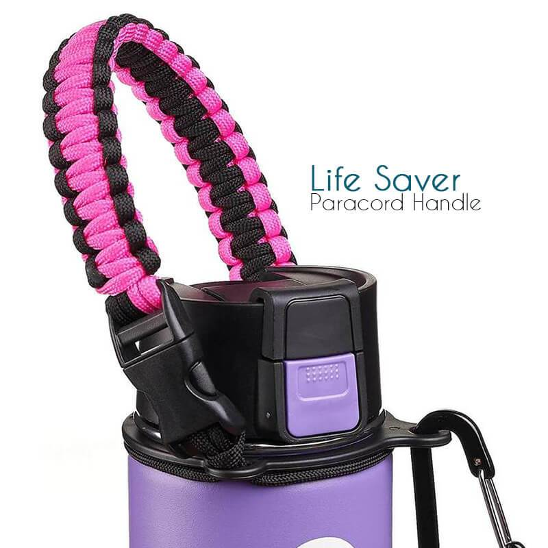 (Autumn offer)Life Saver Paracord Handle