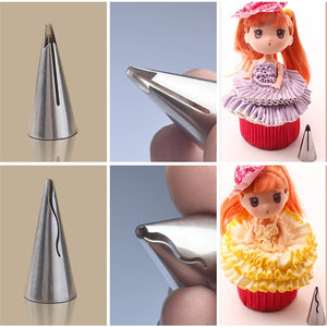 Cake Decorating Nozzles Kit