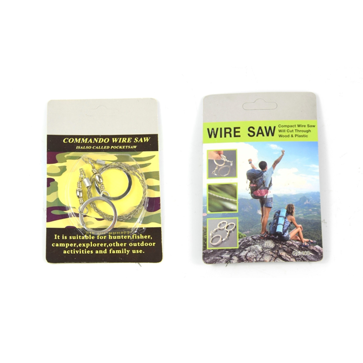 Wild Survival Wire Saw